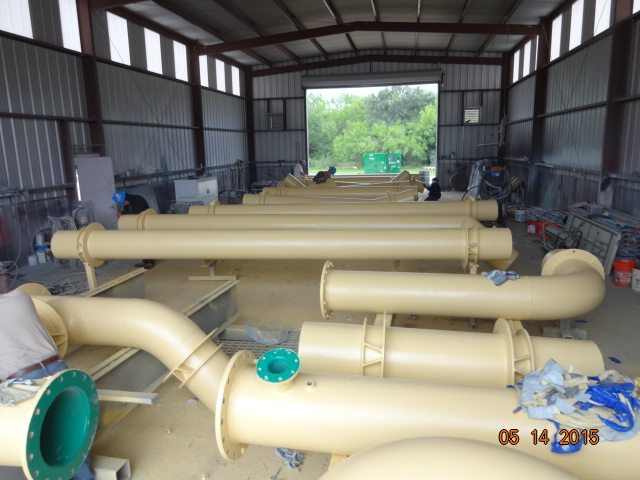 Poly Pipe Coating Comp 1